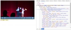 Etiqueta Video con Shadow DOM